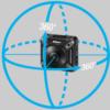 アクションカメラ業界 360度全方位撮影の時代へ